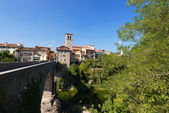 Cividale del Friuli - Italy — Stock Photo