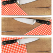 Set of Cooking Banners — Stockfoto