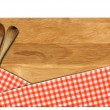 Cutting Board - Signboard with clipping path — Stock Photo