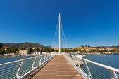 La Spezia - Liguria Italy — Stock Photo