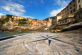 Tellaro - Ligúria - Itália — Fotografia Stock