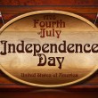 1776 Fourth of July Independence Day — Stock Photo #47217737