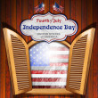 Fourth of July - Independence Day — Stock Photo #47218163