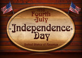 1776 Fourth of July Independence Day — Stock Photo