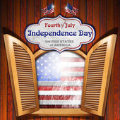 Fourth of July - Independence Day — Stock Photo