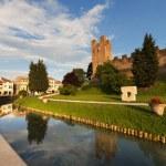 Castelfranco Veneto - Treviso Italy — Stock Photo #47422655