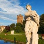 Castelfranco Veneto - Treviso Italy — Stock Photo #47422901
