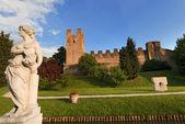 Castelfranco veneti - italya treviso — Stok fotoğraf