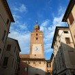 Torre Civica - Castelfranco Veneto - Italy — Stock Photo #47445597