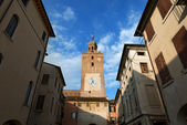 Torre Civica - Castelfranco Veneto - Italy — Stock Photo