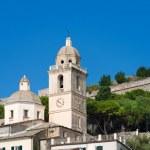 San Lorenzo Church - Portovenere Liguria Italy — Stock Photo #50905893