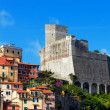 Castle of Lerici - Liguria Italy — Stock Photo #50909511