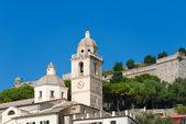San Lorenzo Church - Portovenere Liguria Italy — Stock Photo