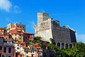 Castle of Lerici - Liguria Italy — Foto Stock