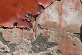 Cracked Concrete Vintage Wall Background — Stock fotografie