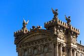 Aduana del Puerto de Barcelona - Spain — Stock Photo