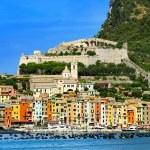 Portovenere - Liguria Italy — Stock Photo #51603301