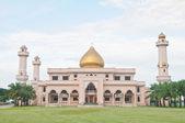 Gran mezquita de la religión del islam — Foto de Stock
