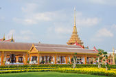 The beautiful royal cremation place — Stock Photo