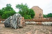 Pagoda kalıntıları — Stok fotoğraf