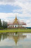 Belo templo — Foto Stock