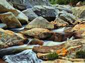 River Rocks - Wilderness — Stock Photo