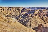 Fish River Canyon - Namibia — Stock Photo