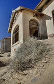 Kolmanskop Namibia — Foto Stock
