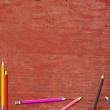 PENCIL COLOR — Stock Photo