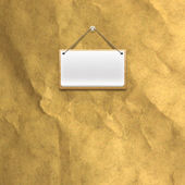 Sun paper upload — Stock Photo