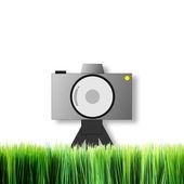 Kamera — Stock fotografie