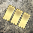 Stock Photo: Gold bars