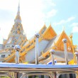Temple of thailand — Stock Photo
