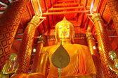 Bilden av buddha, thailand — Stockfoto