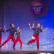 Stock Photo: MegaDance dance contest, Minsk, Belarus