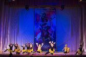 Konkursy w choreografii w Mińsku, Białoruś — Zdjęcie stockowe
