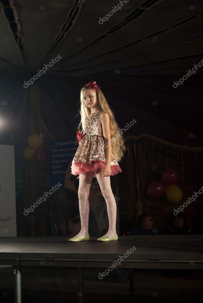 白俄罗斯时装周.儿童时装