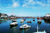 Boats of Brixham 2 — Stockfoto