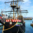 Golden Hind - Stock Photo