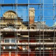 Construction site — Stock Photo #25618073