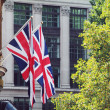 Union Jacks — Stock Photo #32028935