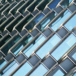 Modern architectural patterns — Stock Photo