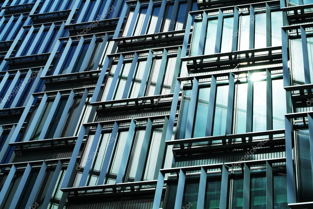 현대 건축 패턴 — 스톡 사진 #32029875