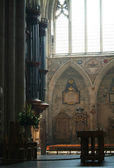 Inside Temple Church — Stock Photo