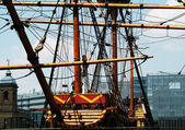 Golden Hind — Stock Photo