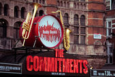 The Commitments at Palace Theatre — Foto Stock