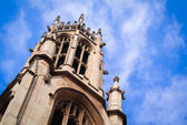 St Dunstan in the West — Stock Photo