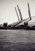 The Millennium Dome — Stock Photo
