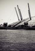 The Millennium Dome — Stock Photo
