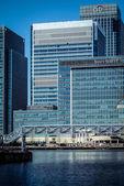 London's Canary Wharf — Stockfoto
